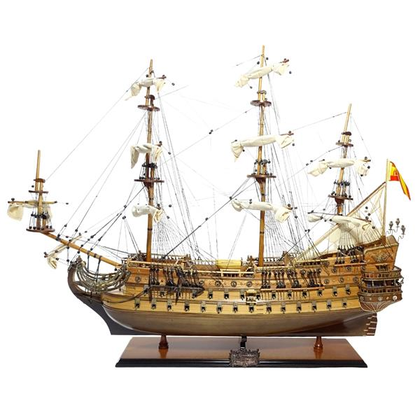 Model galeonu San Felipe