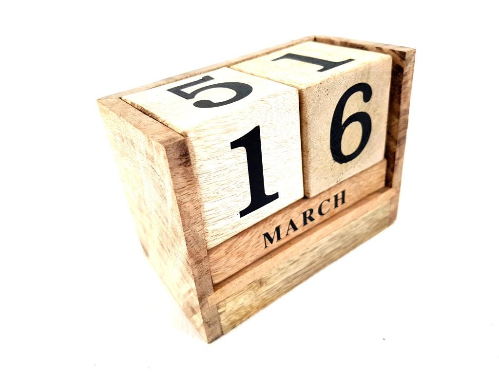 kalendarz wieczysty